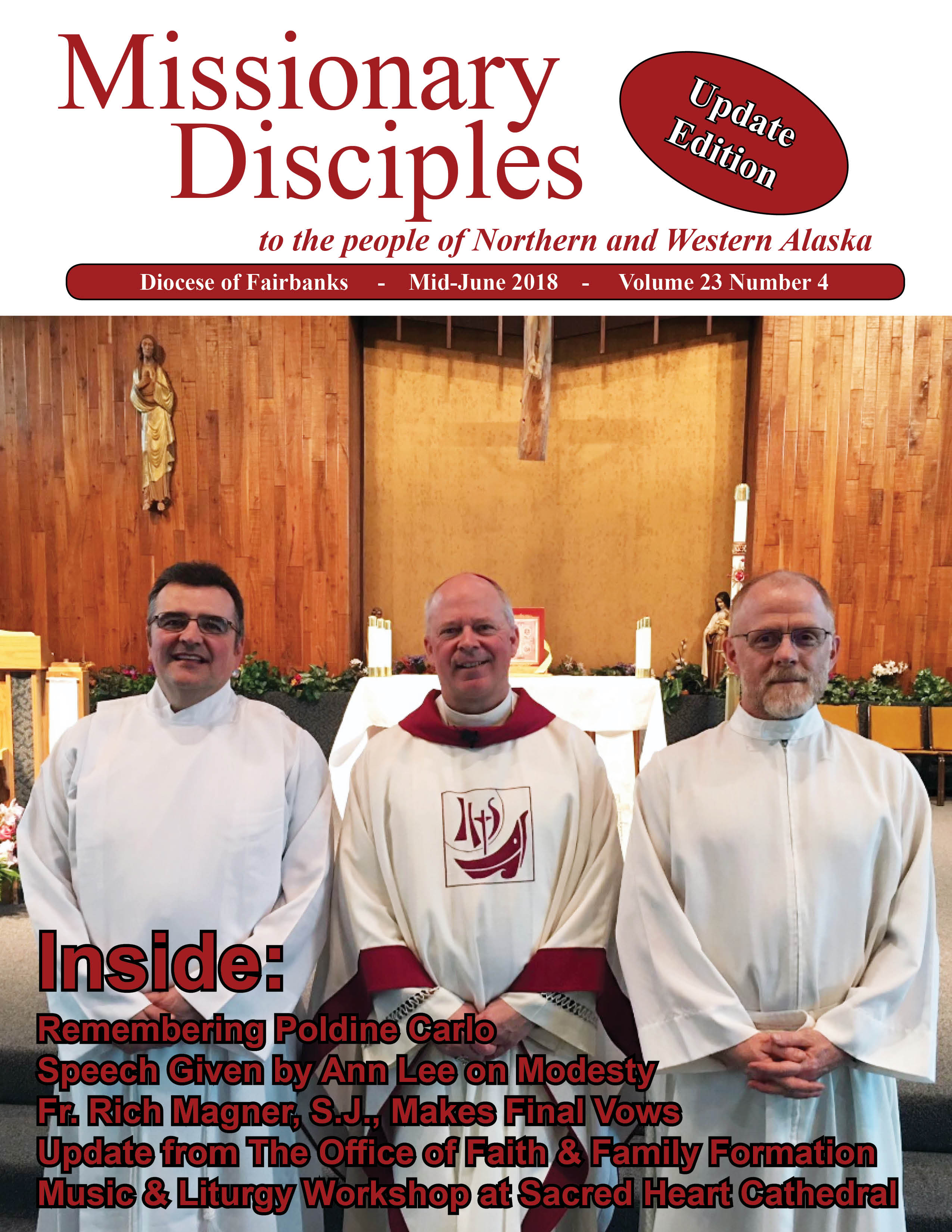 2018-04-Missionary Disciples eMagazine email