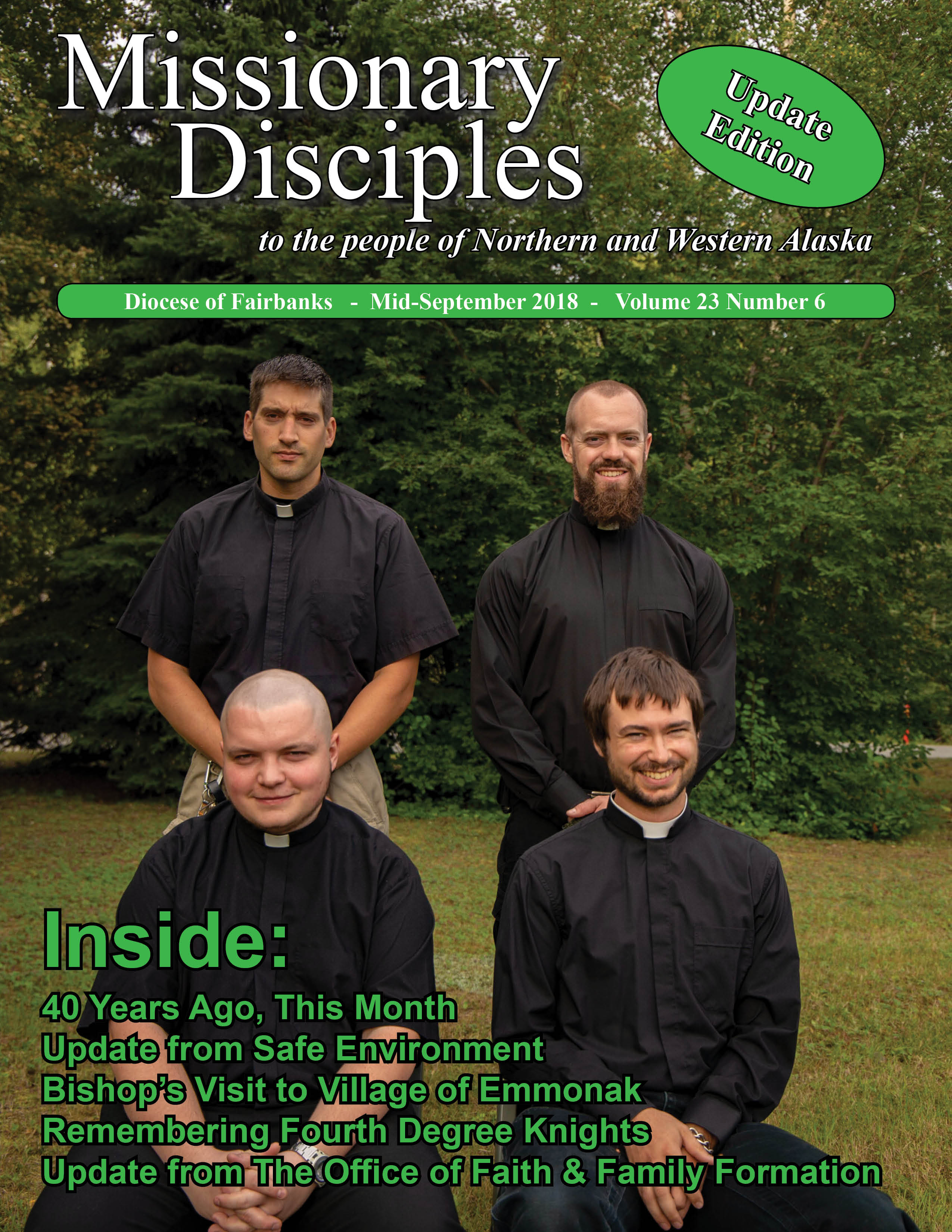 2018-06-Missionary Disciples eMagazine