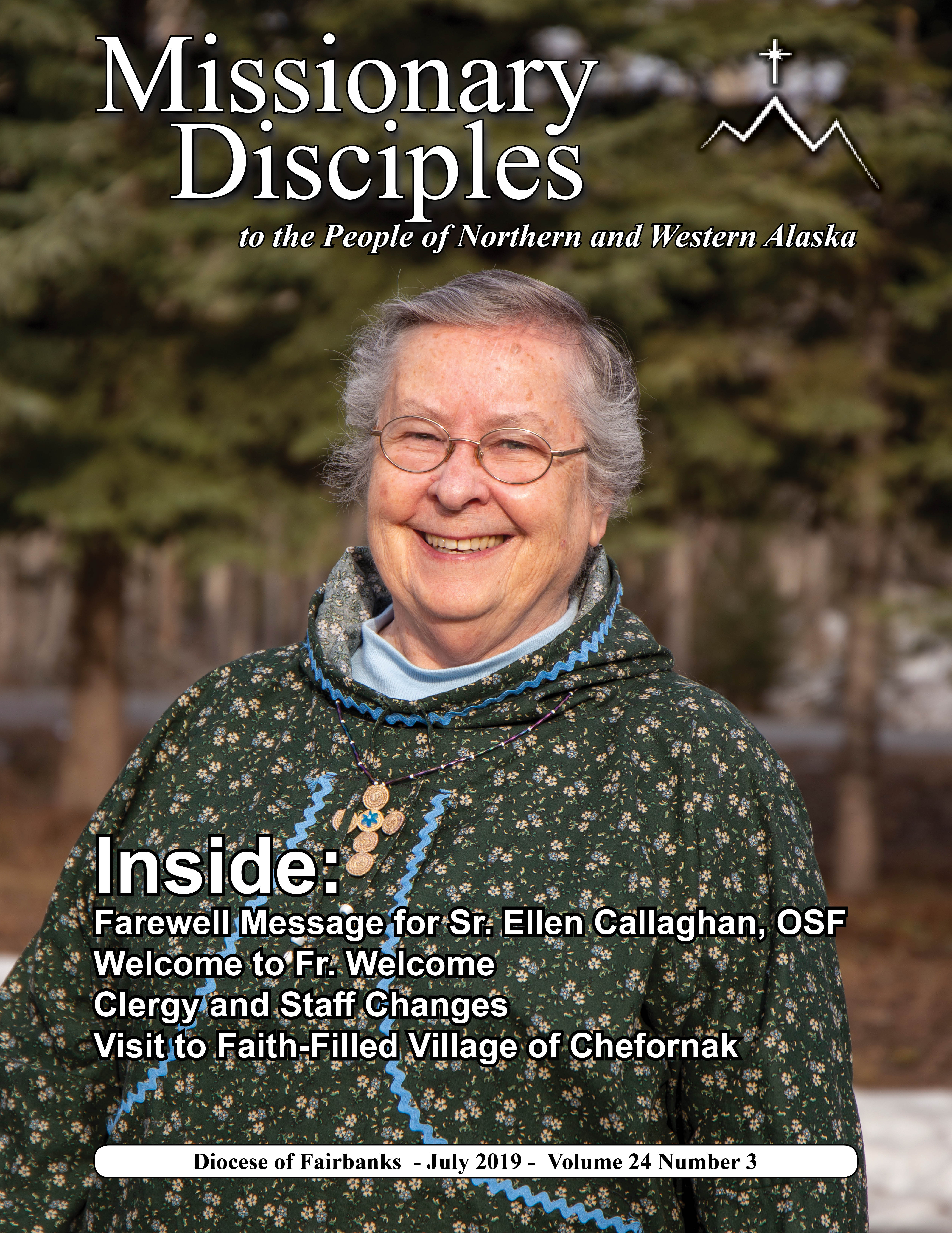 Diocese of Fairbanks e-Magazine, July 2019