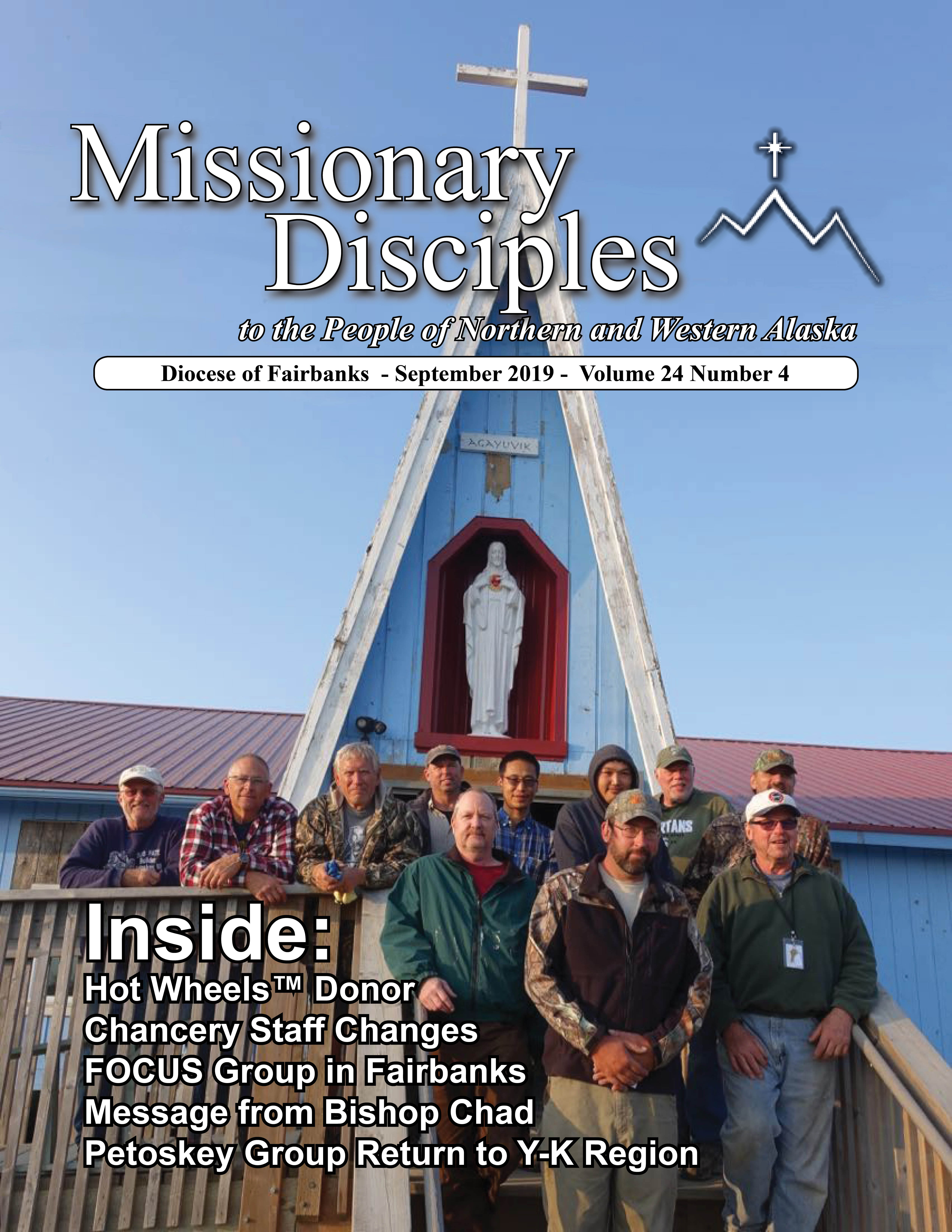 Diocese of Fairbanks e-Magazine, September 2019