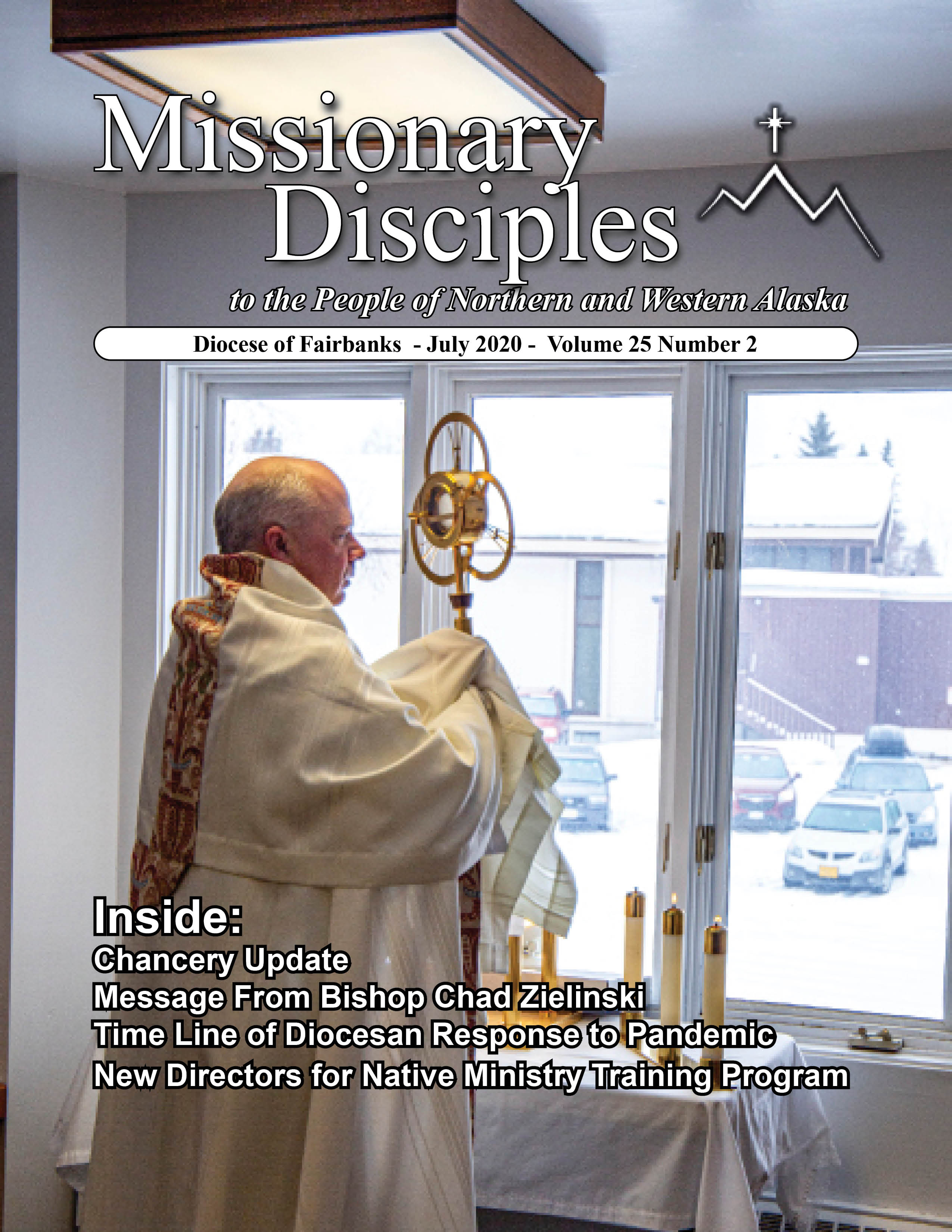 Diocese of Fairbanks e-Magazine, July 2020